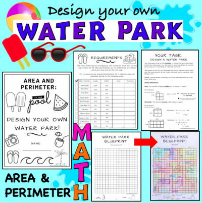 Area and Perimeter: Project Booklet