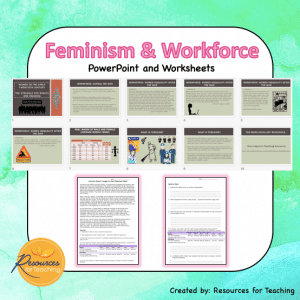 Human Rights – Women in the Early Workforce (WWII) & Feminism