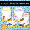 Under the Sea Reading Group Posters