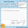 30 Persuasive Opinion Writing Tasks